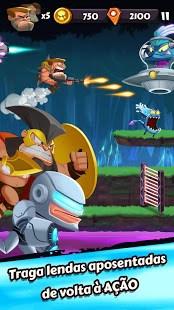 Esquadrão de Heróis: Aventura - Imagem 1 do software