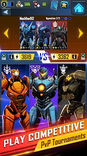 Pacific Rim Breach Wars - Imagem 1 do software