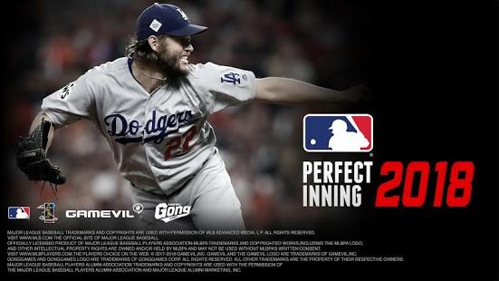 MLB Perfect Inning 2018 - Imagem 1 do software