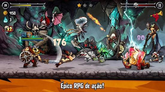 Bravium - Hero Defense RPG - Imagem 1 do software
