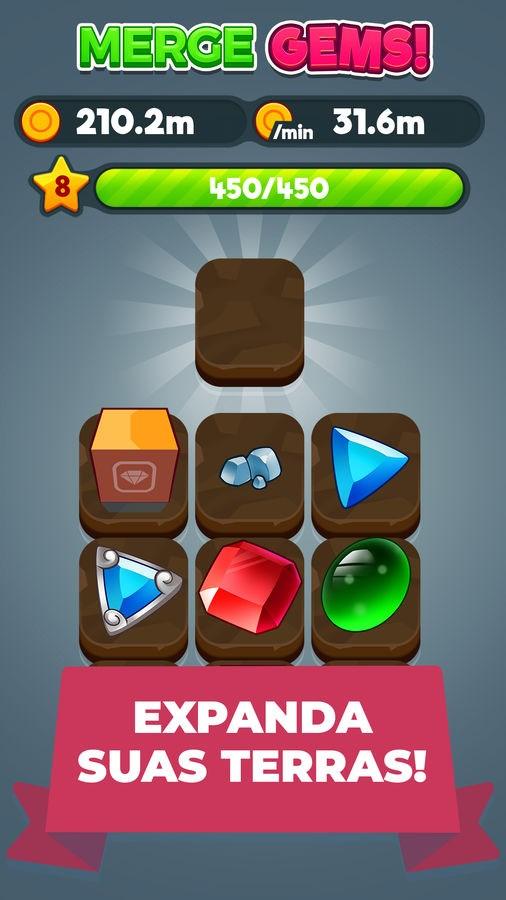 Merge Gems! - Imagem 2 do software
