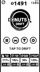 Donuts Drift - Imagem 14 do software