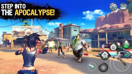 Dead Rivals - Zombie MMO - Imagem 1 do software