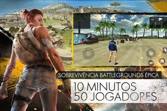 Free Fire Battlegrounds Download Para Android Em Português