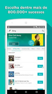 Sing by smule download sing by smule imagem 2 do software stopboris Choice Image