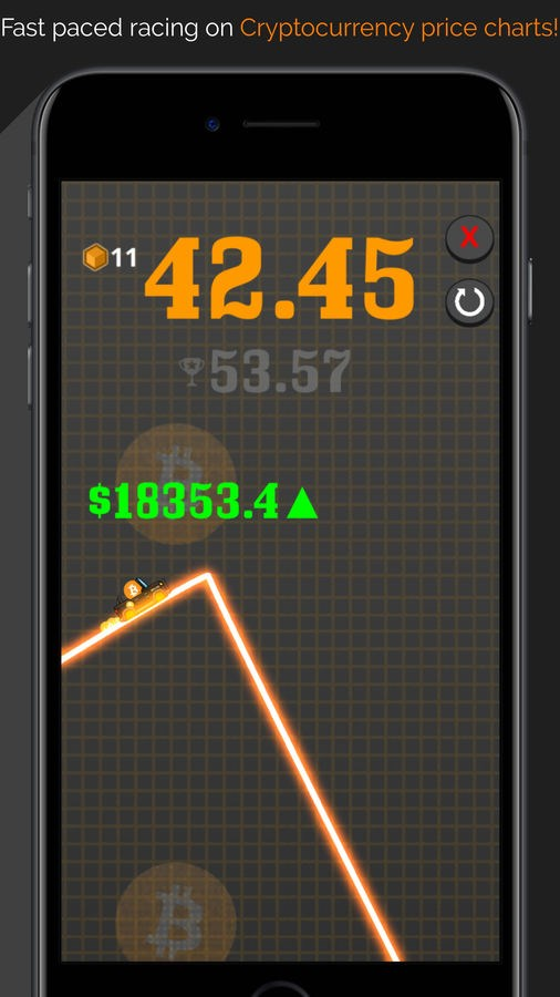Crypto Rider - Bitcoin Racing - Imagem 1 do software