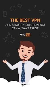VPNhub - Imagem 1 do software