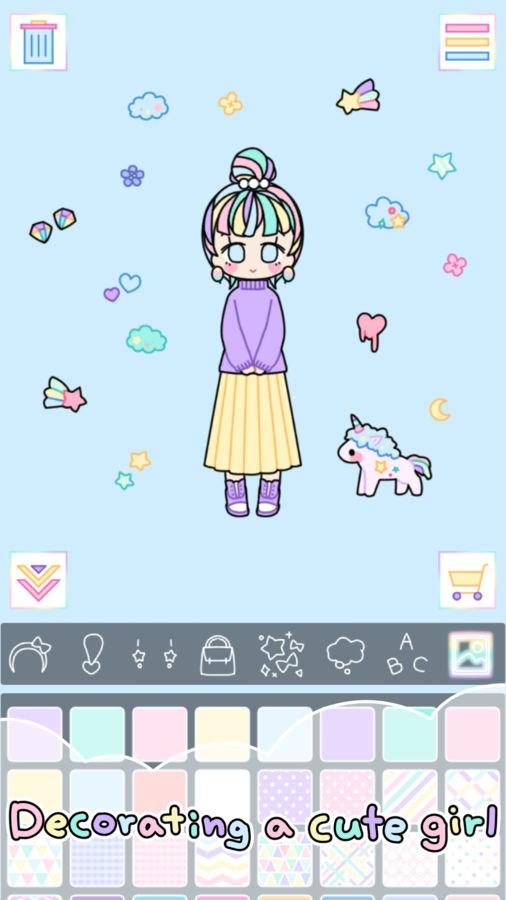 Pastel Girl - Imagem 2 do software