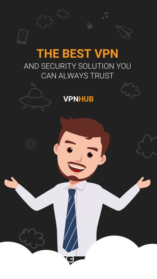 VPNHUB - Private & Unlimited - Imagem 1 do software
