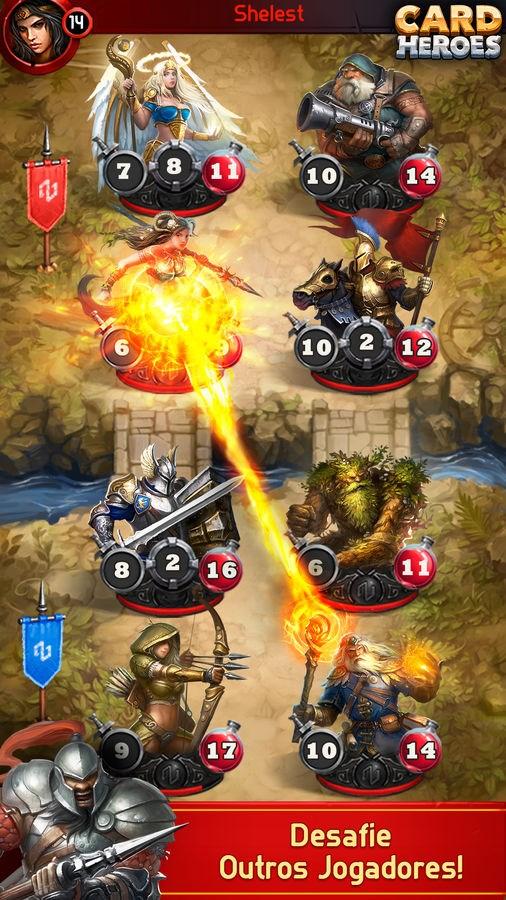 Card Heroes - Imagem 1 do software