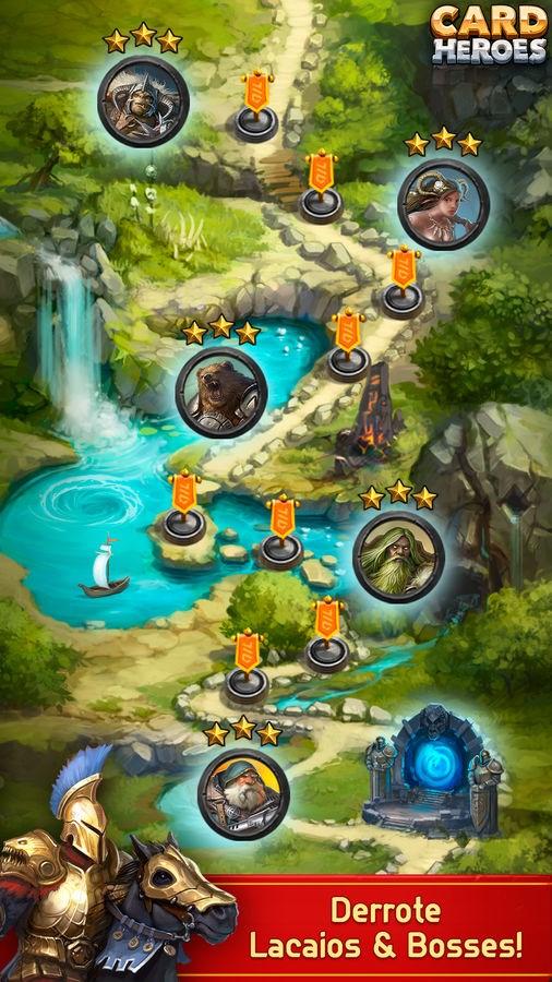 Card Heroes - Imagem 2 do software