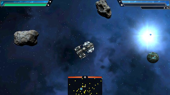 Starlost - Space Shooter - Imagem 1 do software