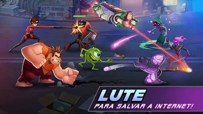 Disney Heroes: Battle Mode - Imagem 1 do software