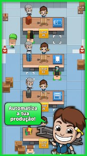 Idle Factory Tycoon - Imagem 2 do software