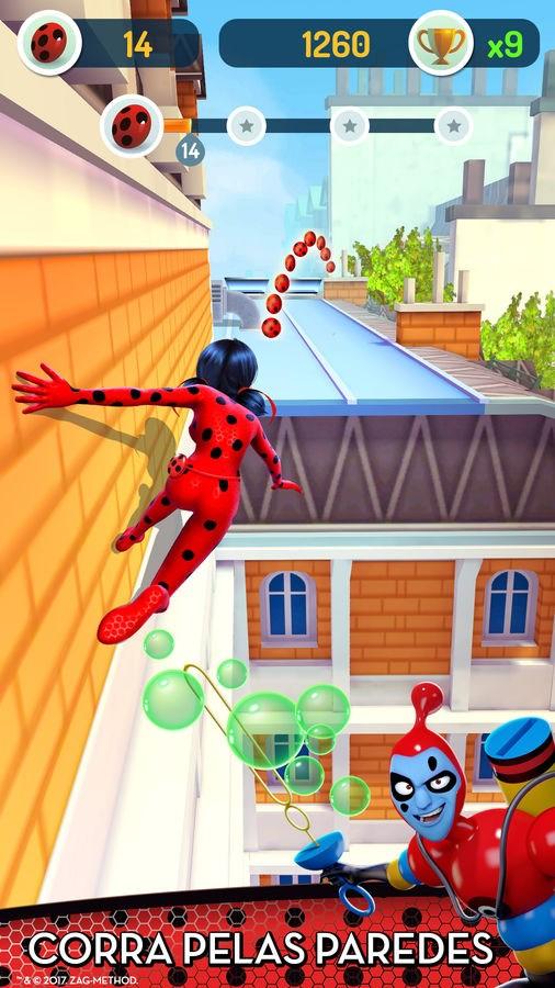 Miraculous Ladybug & Gato Noir - Imagem 2 do software