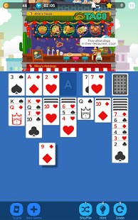 Solitaire Cooking Tower - Imagem 2 do software
