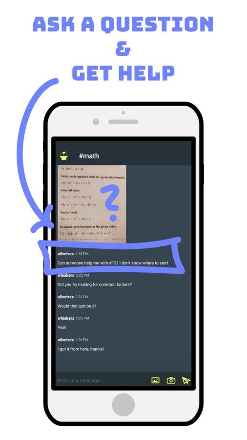 Kosmos - Homework Help Chat - Imagem 1 do software