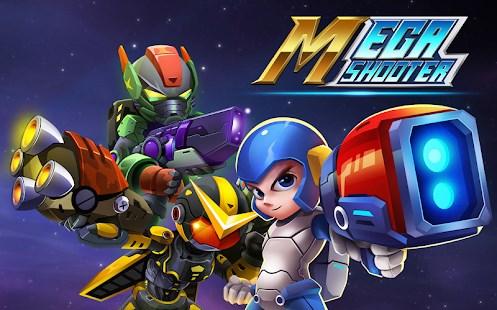 Mega Shooter: Infinity Space War - Imagem 1 do software