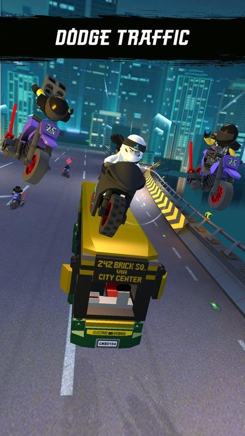 LEGO® NINJAGO®: Ride Ninja - Imagem 2 do software