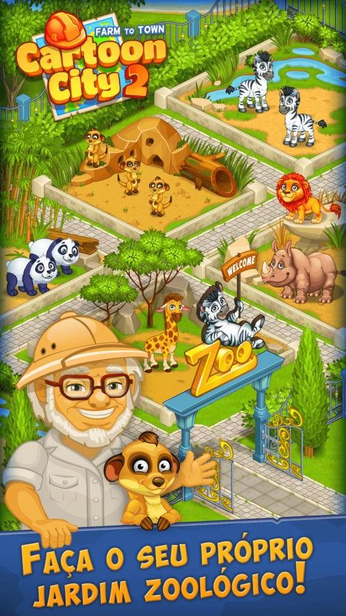 Cartoon City 2 - Imagem 1 do software