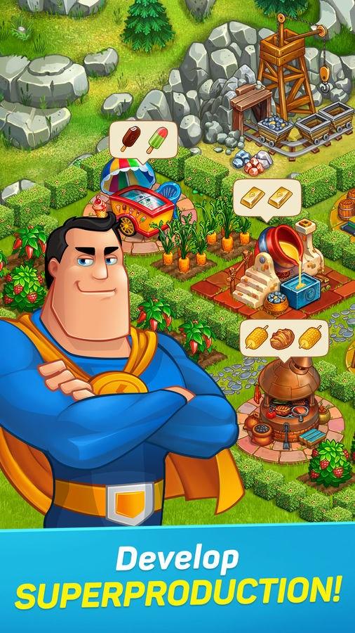 Superfarmers - Imagem 2 do software