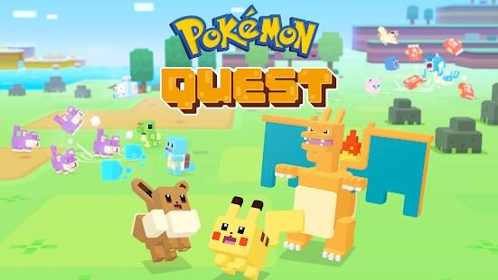 Pokémon Quest - Imagem 1 do software