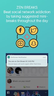 ZenScreen – Track and limit screen time - Imagem 2 do software
