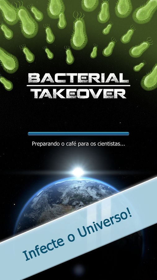 Bacterial Takeover – idle game - Imagem 1 do software