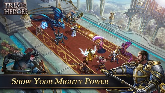 Trials of Heroes - Imagem 1 do software