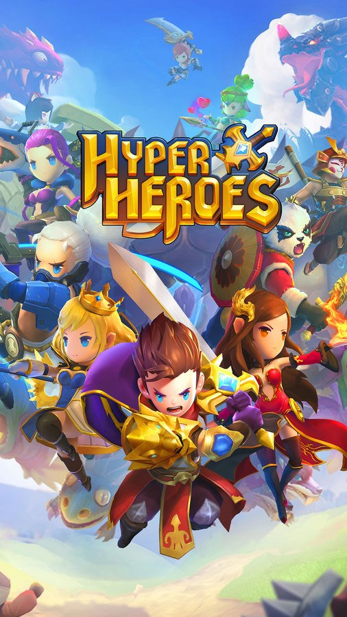 Hyper Heroes: Marble-Like - Imagem 1 do software