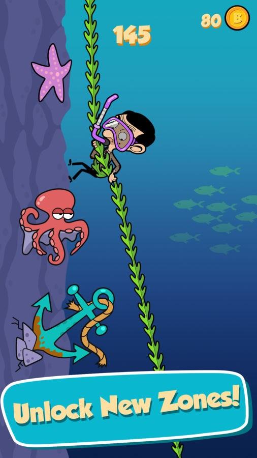 Mr Bean – Risky Ropes - Imagem 2 do software