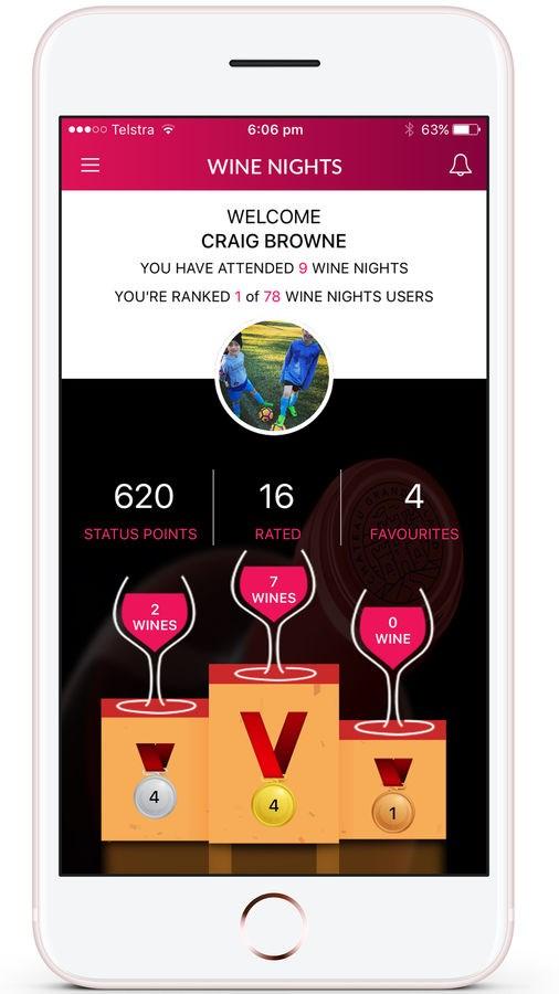 WineNights - Imagem 1 do software