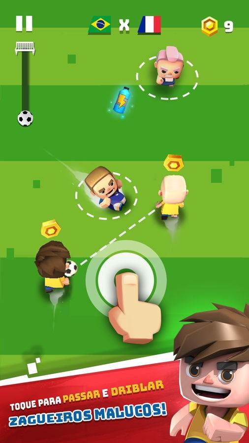 Copa dos Campeões de Futebol - Imagem 1 do software