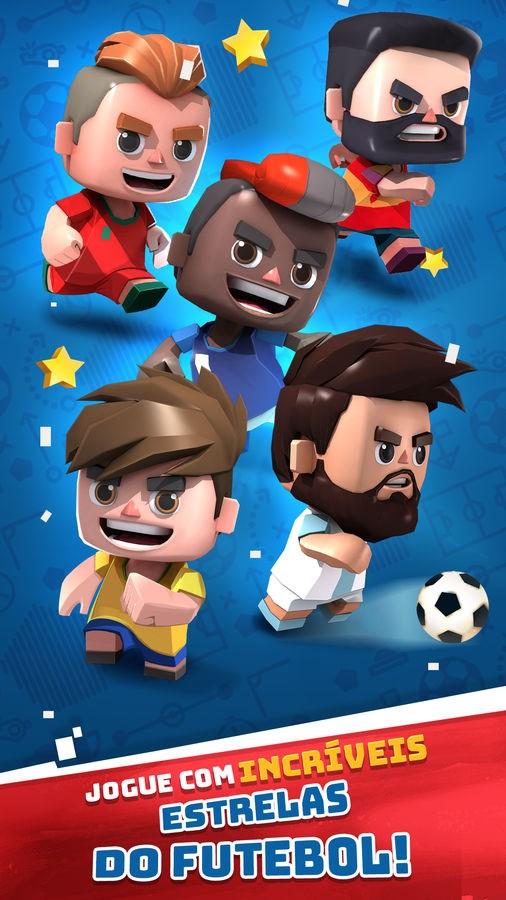 Copa dos Campeões de Futebol - Imagem 2 do software