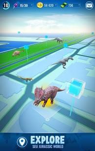 Jurassic World™ Com Vida - Imagem 1 do software