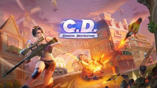 Creative Destruction - Imagem 1 do software