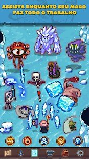 Tap Wizard RPG: Arcane Quest Download para Android Grátis