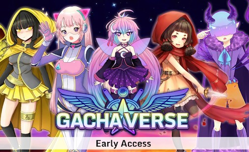 Gachaverse (RPG & Anime Dress Up) - Imagem 1 do software