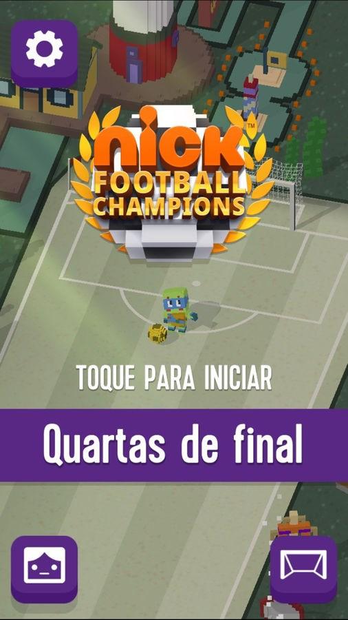 Nick Football Champions - Imagem 1 do software