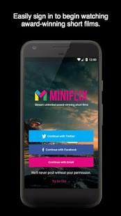 Miniflix - Imagem 2 do software