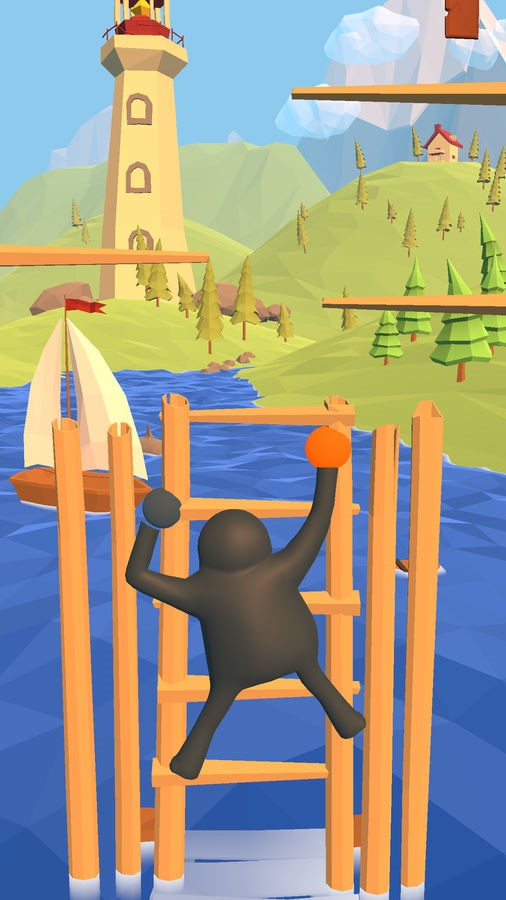 Clumsy Climber - Imagem 1 do software