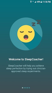 SleepCoacher - Imagem 1 do software