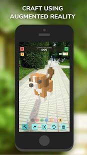 Crafter: AR Build Battle - Imagem 1 do software