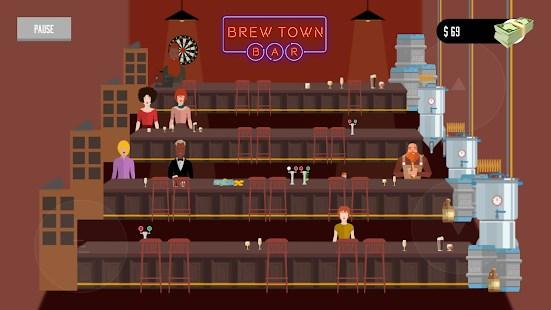 Brew Town Bar - Imagem 1 do software