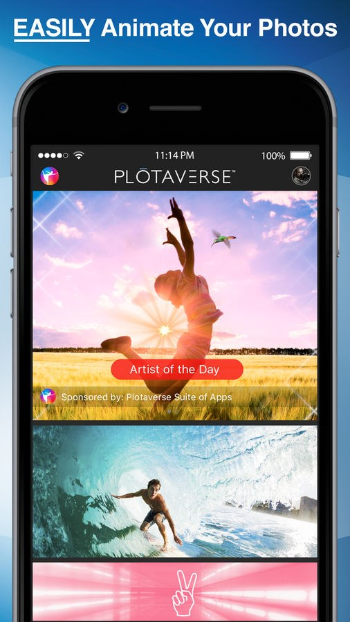 Plotaverse - Imagem 1 do software