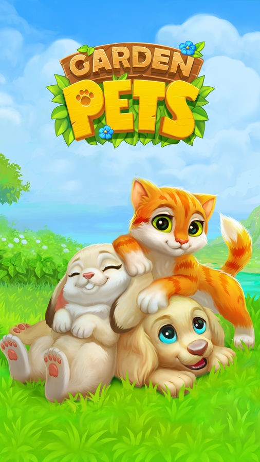Garden Pets - Imagem 1 do software