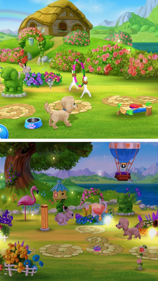 Garden Pets - Imagem 2 do software
