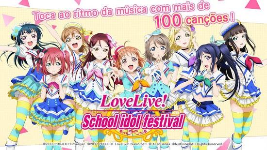 LoveLive! School idol festival - Imagem 1 do software