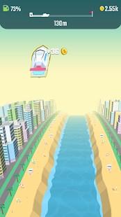 Flippy Boat - catching waves - Imagem 2 do software