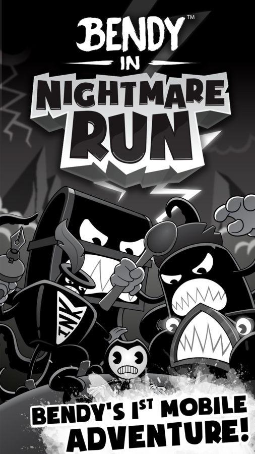 Bendy™ in Nightmare Run - Imagem 1 do software